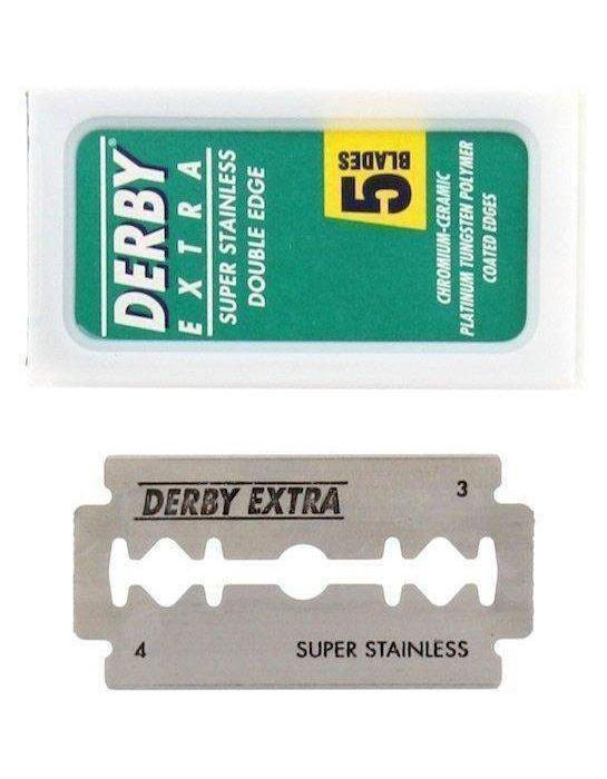 Derby Double Edge Razor Blades