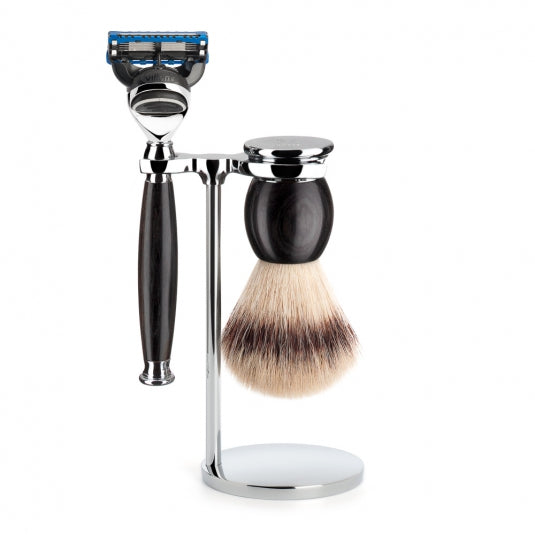 Muhle Sophist Fusion Cartridge Razor Shaving Set