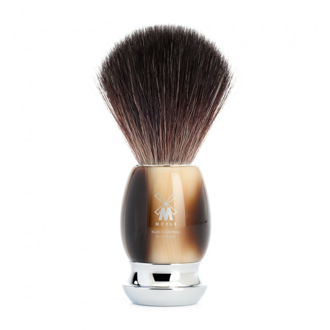 Muhle Vivo Shaving Brush, Black Fibre