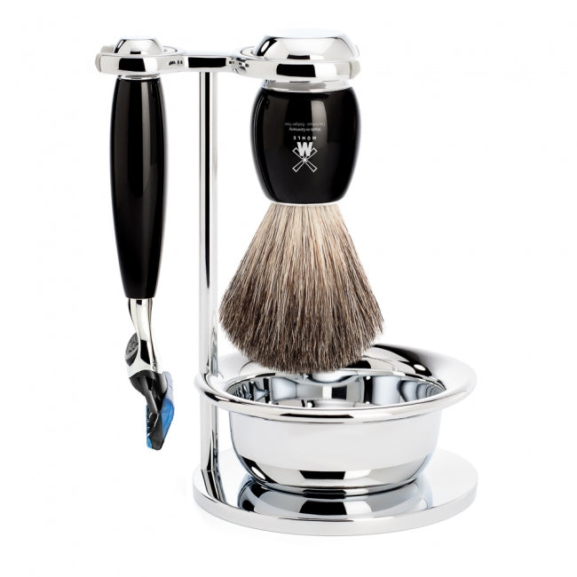 Muhle Vivo Fusion Cartridge Razor Shaving Set