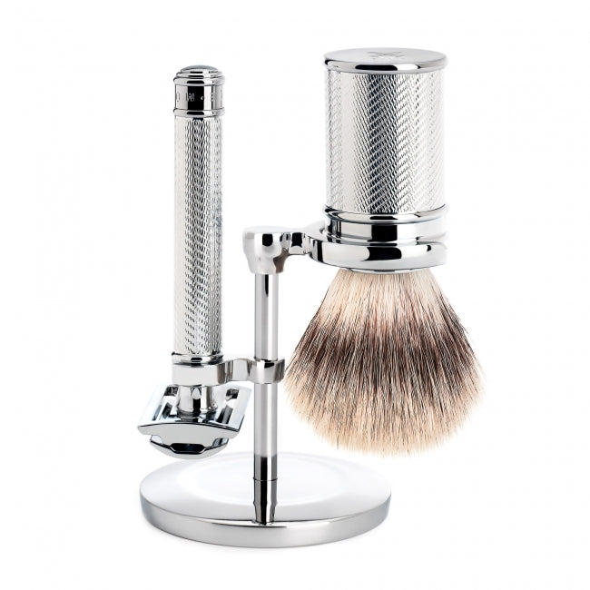 Muhle Traditional Safety Razor Shaving Set