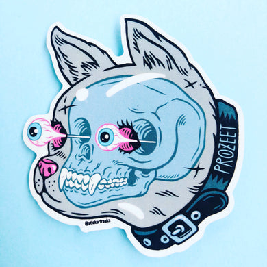 Cat-Eyes Sticker