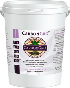 Liquid Carbon 640 OZ 5 Gallon Pails