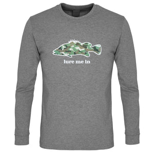 Premium Long Sleeve Camo Cod Shirt