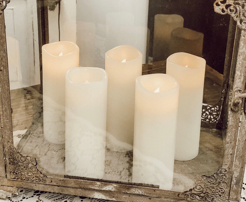 FLAMELESS CANDLE 2.2X6