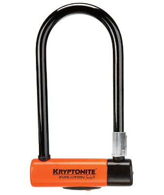 KRYPTONITE EVOLUTION SERIE 4 STANDARD - KRYPTONITE - Accessoires de velos/Cadenas