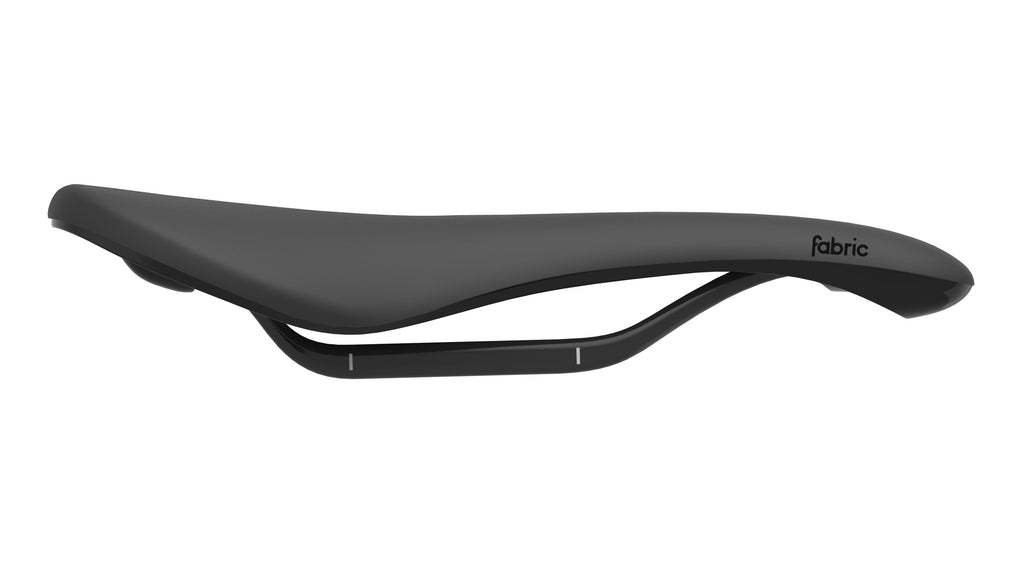 Fabric Scoop Shallow Pro Saddle Blk - FABRIC - Pieces de velo/Selles