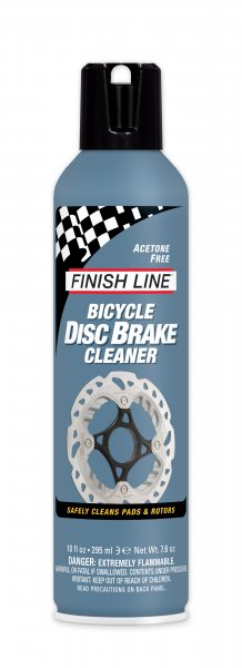 Finish Line Disc Brake Cleaner 10oz - FINISH LINE - Accessoires de velos/Nettoyants et lubrifiants