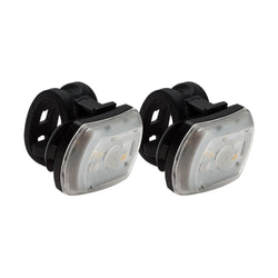 BLACKBURN 2'FER LOCAL 60/20 FRONT/REAR USB (2 PACK) - BLACKBURN - Accessoires de velos/Lumieres, reflecteurs et mirroirs