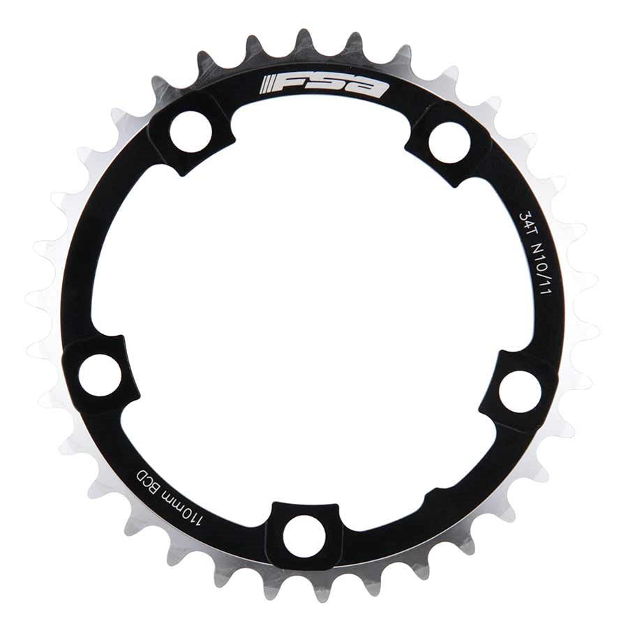 FSA PRO ROAD 34T 5X110MM CHAINRING - FSA - Pieces de velo/Transmission/Plateaux