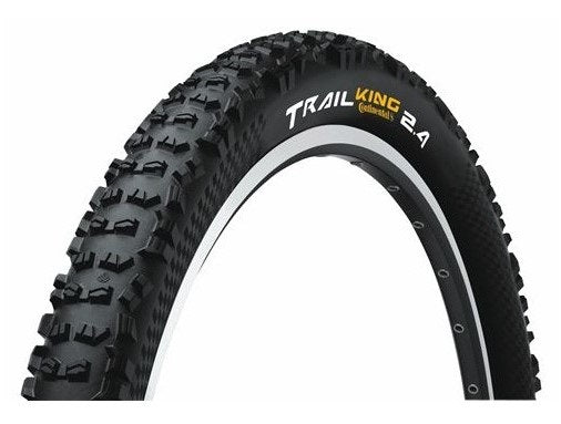 CONTINENTAL TRAIL KING SPORT 26X2.20'' - CONTINENTAL - Pieces de velo/Pneus/Montagne