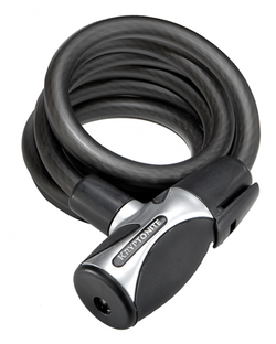 KRYPTONITE KRYPTOFLEX 1018 KEY BIKE LOCK
