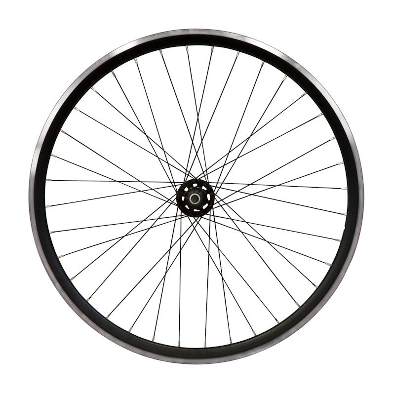 Roue Avant 700C Single Speed 30mm Blk