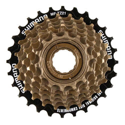 SHIMANO 7 SPEED FREEWHEEL 14-28T - SHIMANO - Pieces de velo/Transmission/Cassettes