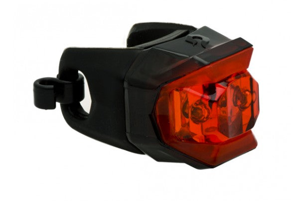 BLACKBURN MARS CLICK REAR LIGHT - BLACKBURN - Accessoires de velos/Lumieres, reflecteurs et mirroirs