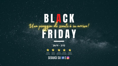 BLACK FRIDAY E SCONTI