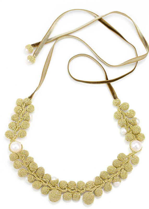 Latour Gold Necklace