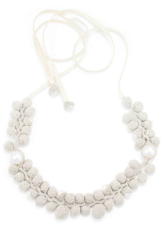Latour Silver Necklace