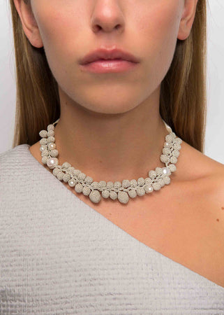 Latour Coral Necklace