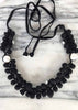Latour Black Necklace