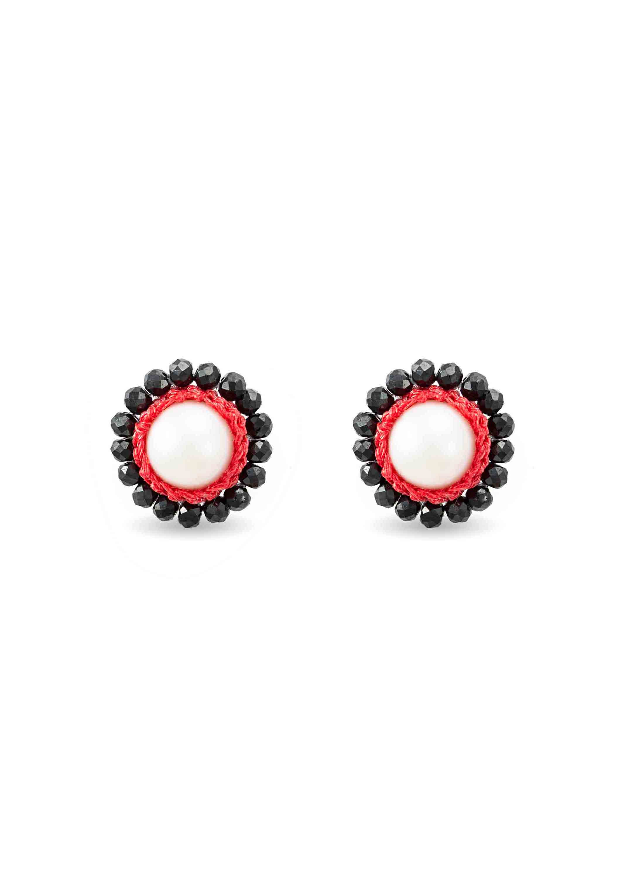 Pierre de protection earrings