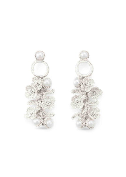 luxembourg earrings silver atelier godole