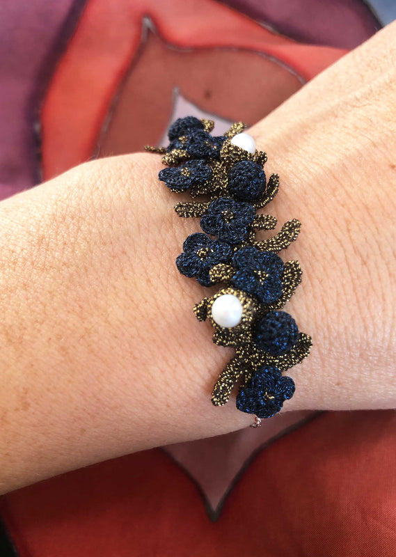 Villandry Night Blue Bracelet