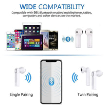 Load image into Gallery viewer, True Wireless Stereo Earbuds Bluetooth Headset in-Ear Earbuds Sports Headset