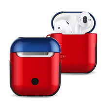 Load image into Gallery viewer, Airpods Case For Bluetooth Wireless Earphone Anti-Knock Glossy Protective Cover