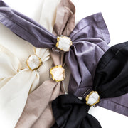 Crystal Reine Napkin Rings (4 per set)