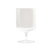 Comte Ribbed Wine Glass (2 per set)