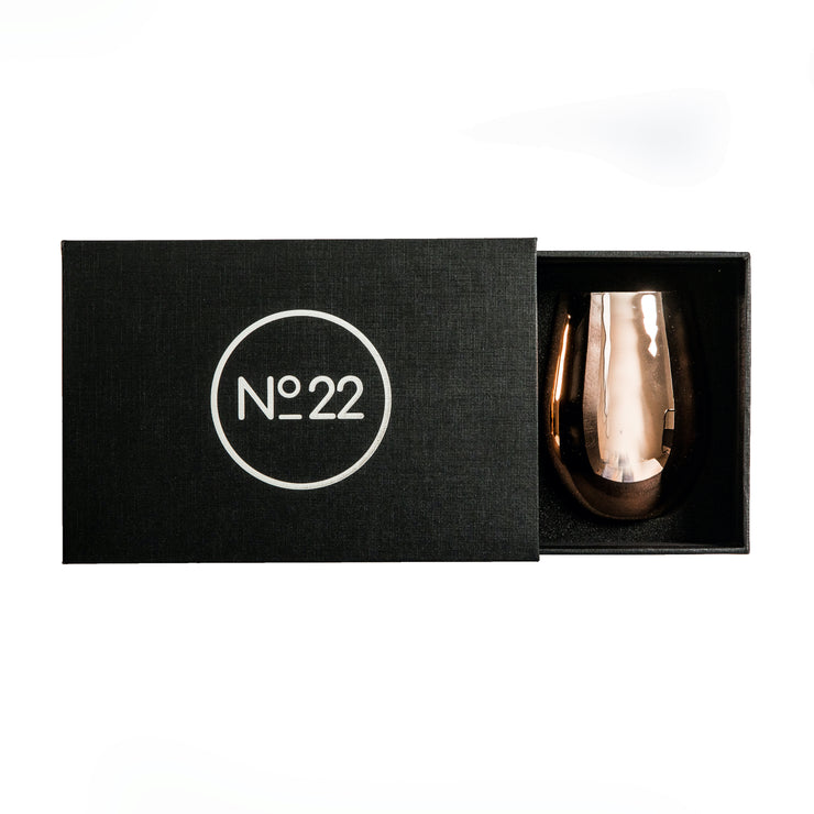 Royale Rose Gold Tumbler (2 per set)