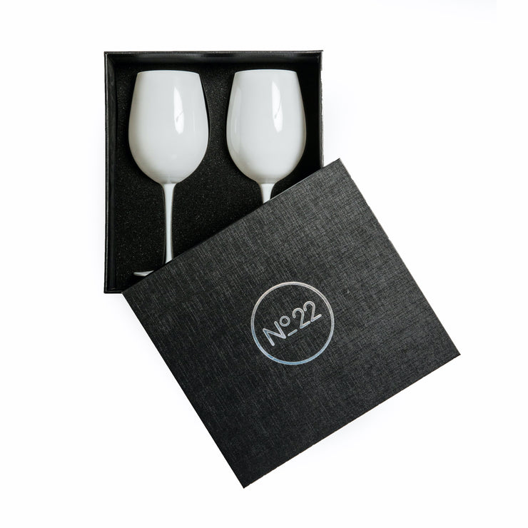 Royale White Wine Glass (2 per set)