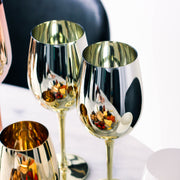 Royale Gold Wine Glass - OUTLET