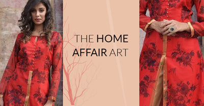 The Home Affair Art