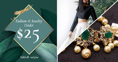 Fashion & Jewelry Under $25