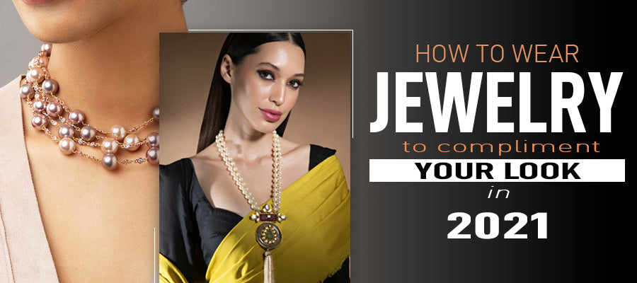 how to wear jewelry with clothes