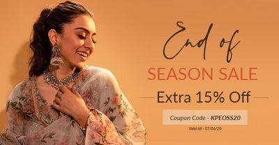 End of Season Sale still on!