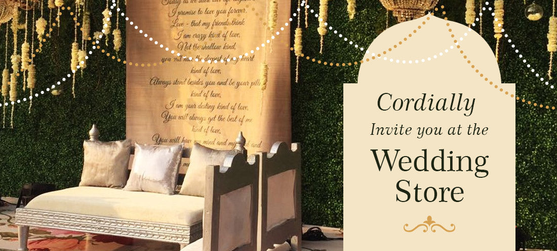 Wedding Collection Banner