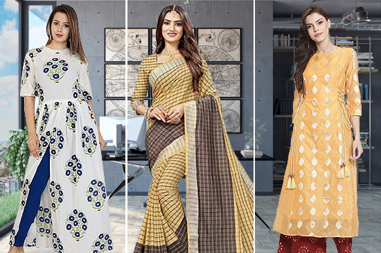 Buy Designer Ethnic Wear Online