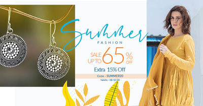 Summer Fashion sale - up to 65%OFF & Extra 15% OFF