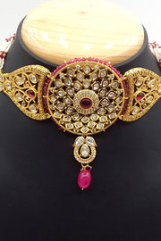 Buy Gold Necklace Set Online