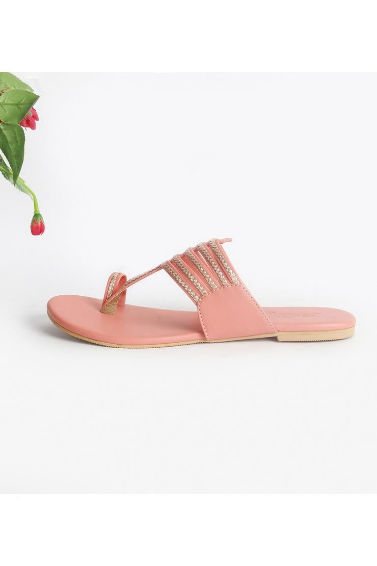 Buy Women's Flat Sandals Online At Karmaplace