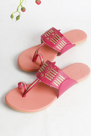 Kolhapuri Womens Footwear