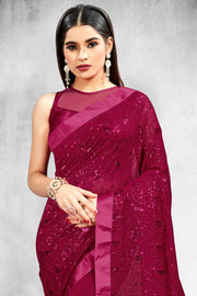 Shop Designer Sarees Online Shopping