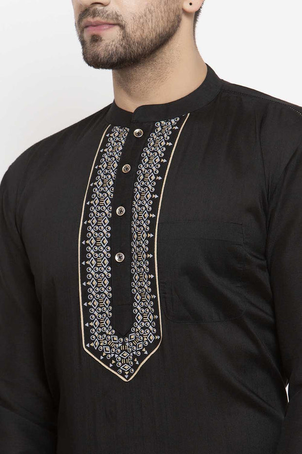 Mens Half Kurta Designs