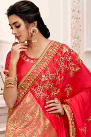 Traditional Half Saree With Price