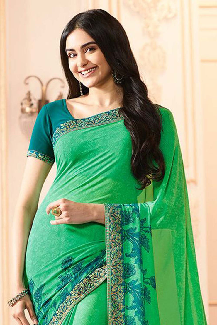Indian Saree Blouse Designs