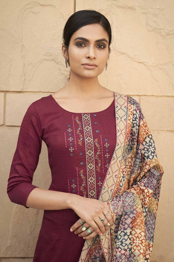Shop Casual Wear Salwar Suit Online