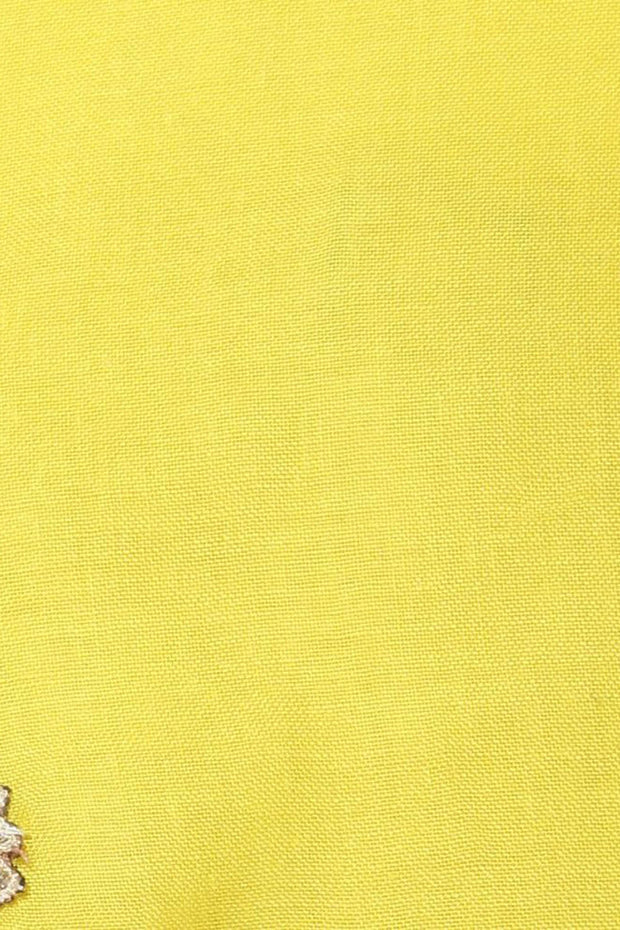 Viscose Scarf in Yellow